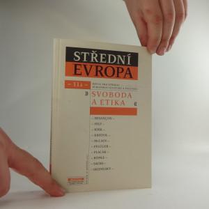 náhled knihy - Střední Evropa : revue pro středoevropskou kulturu a politiku, ročník 18., květen 2002