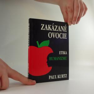 náhled knihy - Zakázané ovocie : etika humanizmu