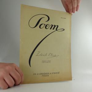 náhled knihy - Poem, XVII vydání