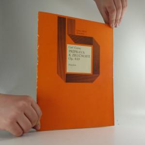 náhled knihy - Príprava k zručnosti opus. 849 - klavír