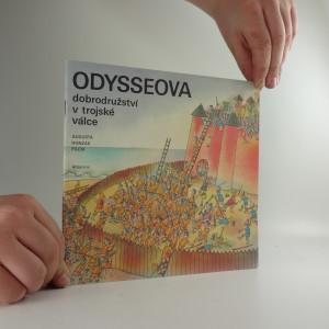 náhled knihy - Odysseova dobrodružství v Trojské válce : [obrázkové příběhy pro děti]