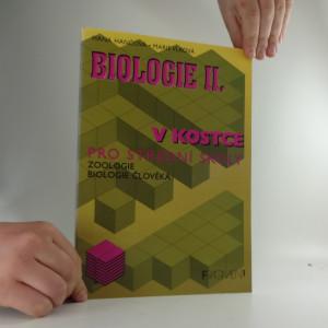 náhled knihy - Biologie II. v kostce : zoologie, biologie člověka