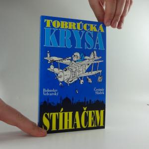 náhled knihy - Tobrúcká krysa stíhačem