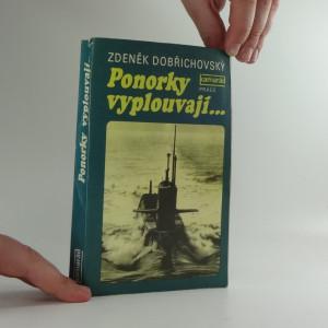 náhled knihy - Ponorky vyplouvají