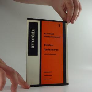 náhled knihy - Elektroluminiscence - světlo budoucnosti