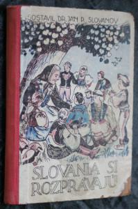 náhled knihy - Slovania si rozprávajú