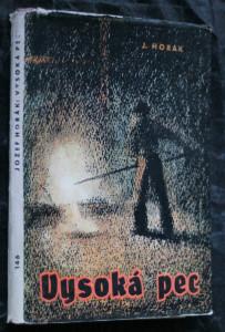 náhled knihy - Vysoká pec : novely
