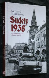 náhled knihy - Sudety 1938 : pohledem důstojníků německé armády
