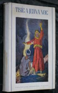náhled knihy - Rozprávky z 1001 noc