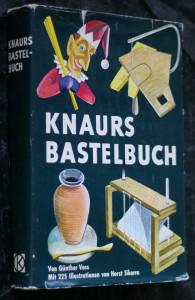 náhled knihy - Knaurs bastelbuch
