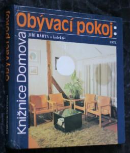 náhled knihy - Obývací pokoj