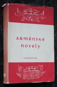 náhled knihy - Arménske novely