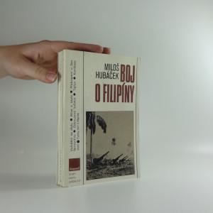 náhled knihy - Boj o Filipíny