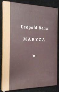 náhled knihy - Maryča : román