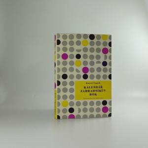 náhled knihy - Kalendář - jak je rok dlouhý / Zahradníkův rok