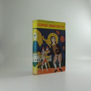 náhled knihy - Lidské dokumenty a jiné národopisné poznámky