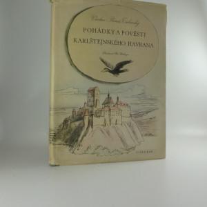 náhled knihy - Pohádky a pověsti karlštejnského havrana