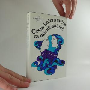 náhled knihy - Cesta kolem světa za osmdesát let