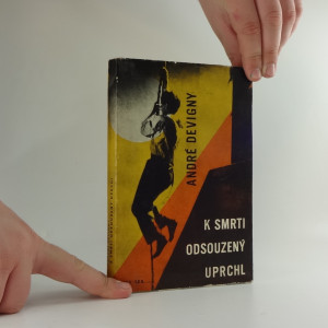 náhled knihy - K smrti odsouzený uprchl