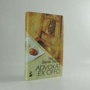 náhled knihy - Advokát ex offo