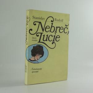 náhled knihy - Nebreč, Lucie