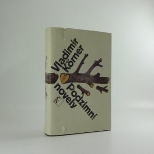 náhled knihy - Podzimní novely