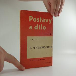 náhled knihy - K.M. Čapek-Chod