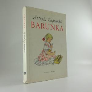 náhled knihy - Barunka