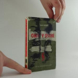 náhled knihy - Omyl v osobě
