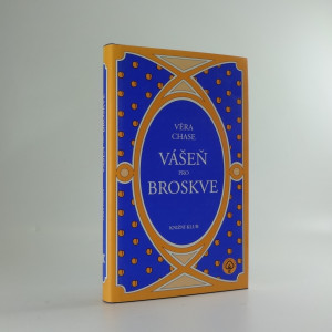 náhled knihy - Vášeň pro broskve