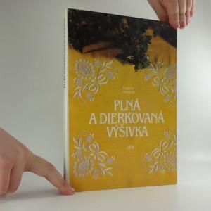 náhled knihy - Plná a dierkovaná výšivka