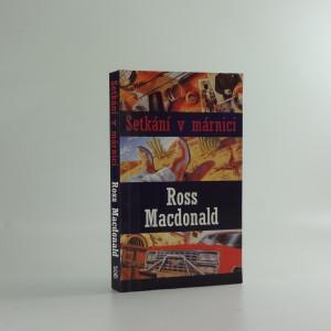 náhled knihy - Setkání v márnici