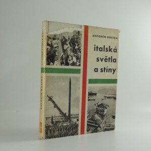 náhled knihy - Italská světla a stíny