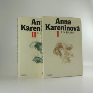 náhled knihy - Anna Kareninová, díl I-II