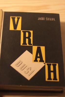 náhled knihy - Vrah duší : detektivní povídka
