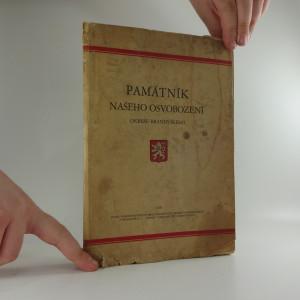 náhled knihy - Památník našeho osvobození okresu brandýského
