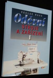 náhled knihy - Oděvní stroje a zařízení  2 svazky