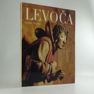 náhled knihy - Levoča - Klenotnica umeleckých pamiatok