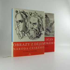 náhled knihy - Obrazy z dějin národa českého, díl I-II