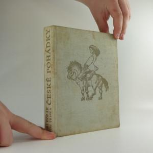náhled knihy - Čarodějná mošna : české pohádky