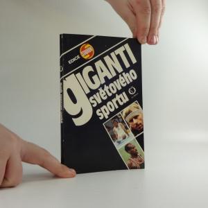 náhled knihy - Giganti světového sportu