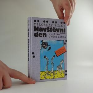 náhled knihy - Návštěvní den u Jiřího Grossmanna