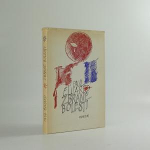 náhled knihy - Zbraně bolesti