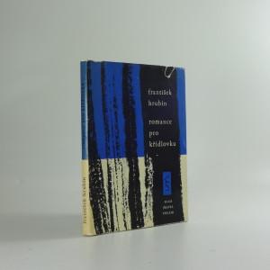náhled knihy - Romance pro křídlovku