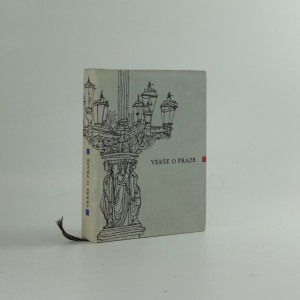 náhled knihy - Verše o Praze
