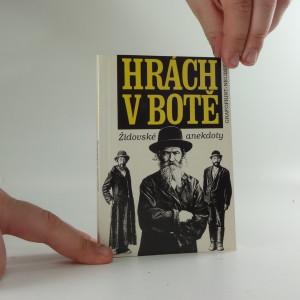 náhled knihy - Hrách v botě : židovské anekdoty