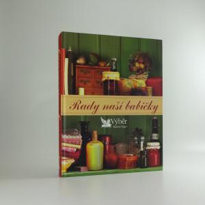 náhled knihy - Rady naší babičky