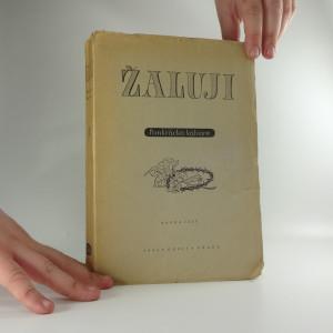 náhled knihy - Žaluji - pankrácká kalvárie, svazek II