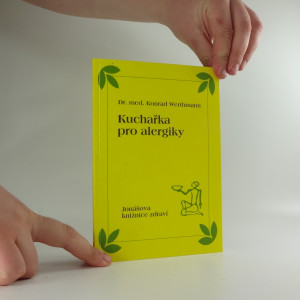 náhled knihy - Kuchařka pro alergiky
