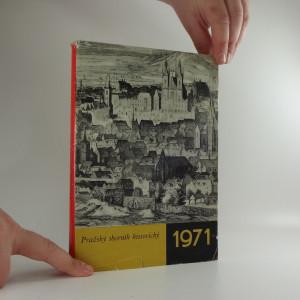 náhled knihy - Pražský sborník historický VI